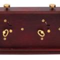 Traditsiooniline puidust BHB malekell alusega