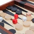 Multikomplekt Tournament No4 male + kabe + backgammon